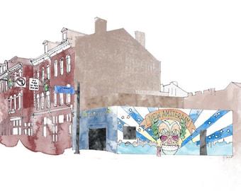 New Amsterdam Bar - Pittsburgh, PA