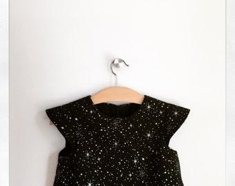 luna | modern girl dress