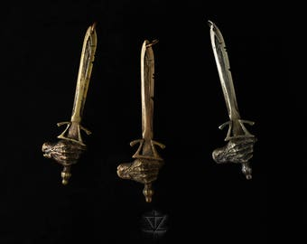 A tribute to Sodom: In the sign of evil Sword Pendant