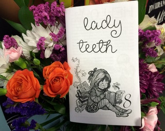 lady teeth zine 8