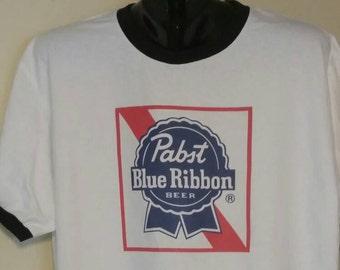 PBR Beer Shirt