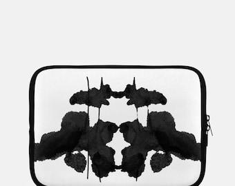 iPad manche Rorschach tache d'encre au bureau décor psychologie cadeaux