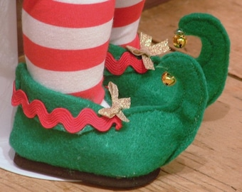 Little Elf Shoes for American Girl Dolls