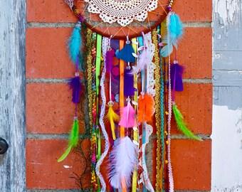 Dreamcatcher - Colorful Large