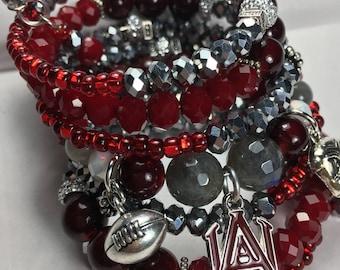 AAMU Snake (Wrap) Bracelet