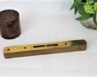 Hockley Spirit Level/Vintage Spirit Level/Vintage Tool/Vintage Leveller (Ref1983C)
