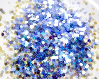 Light Purple Sparkle Glitter, Purple Glitter,  0.062 Hex, Glitter Nail Art, Glitter Crafts, Purple, Nail Art, Loose Glitter, Art Glitter
