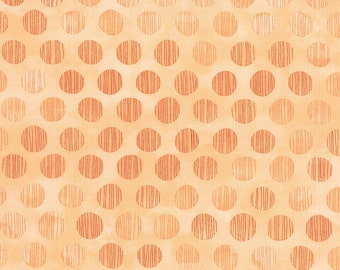 Fresh Cut by Basic Grey for Moda Fabrics, Cantaloupe, 3039619
