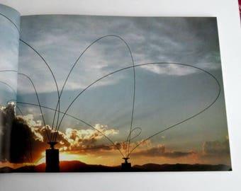 "AIKO MIYAWAKI,signed book,UTSUROHI,sculpture,Japan,Arata Isozaki projects,vintage 1986 First Edition,""A Moment of Movement"",English,Japanese"