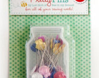 Pretty Pins - Quilting