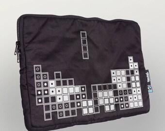 """Laptop bag 13 """""""" BFB """"organic cotton Fairtrade"""