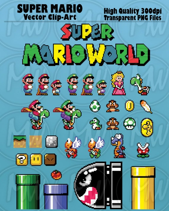 Build Mario Online Game