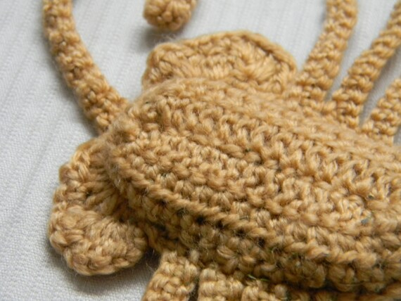 Alien Facehugger Cat Toy