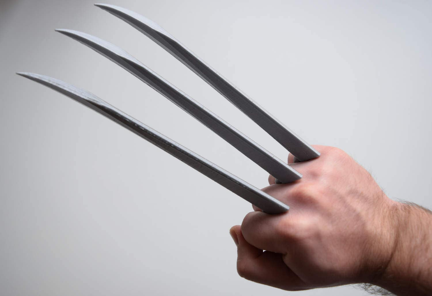 Logan 2017 set of wolverine claws movie accurate 3d zoom pronofoot35fo Gallery