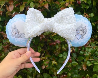 Disney's Bambi Thumper Minnie Mouse Ears
