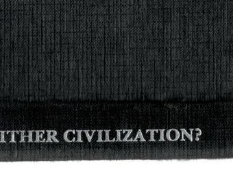 Whither Civilization by Frank A. Parker , hardback book
