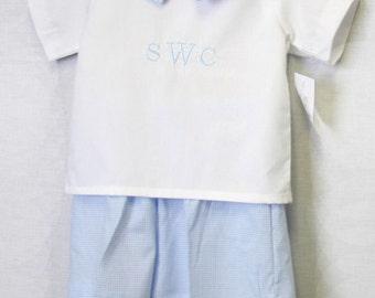 Toddler Shorts - Baby Boy Clothes - Boys Short Set - Toddler Boy Outfit - Baby Clothes -Childrens Clothes - Toddler Twins 292371