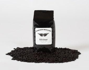 Coffee Single Origin Dark Roast whole bean or ground