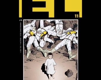 EL Hawkins Comics Vol 1 No 11 Hoodie - 1980's TV Parody Pullover and Zippie