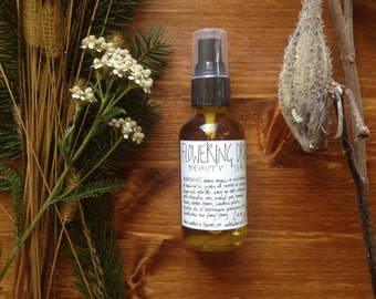 Flowering Dragon Beauty Serum, Face serum, Face oil, All skin types, Moisture balancing, Chinese herbs, Herb infused oil, Herbal remedies