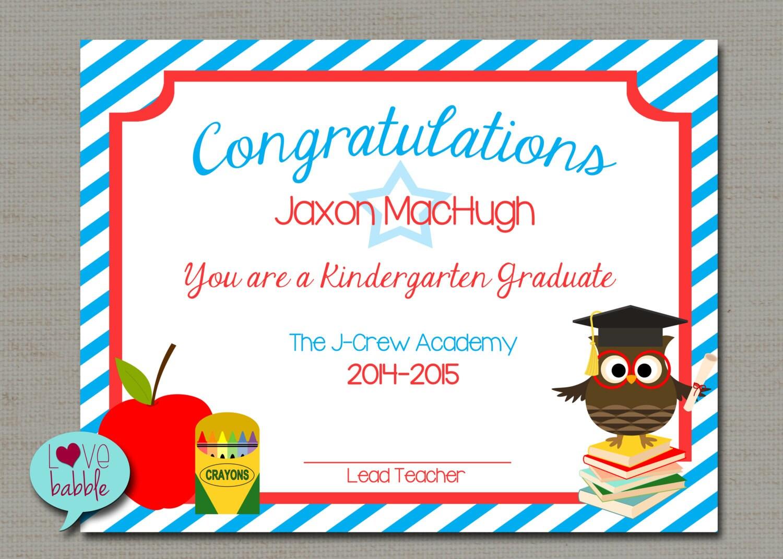 Kindergarten graduation certificates printable idealstalist kindergarten graduation certificates printable yelopaper Gallery