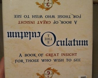 The Oculatum book
