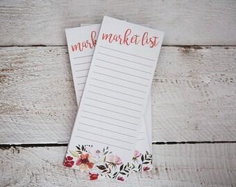 Notepad // Market List