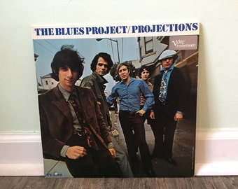 "The Blues Project ""Projections"" vinyl record"