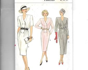 Vogue Misses' Dress Pattern 9700