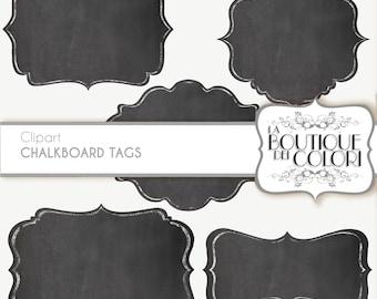 Clip Art Chalk Borders Frames Labels tags Digital Frames Digital Chalkboard clipart chalk frame Digital Border Commercial Use