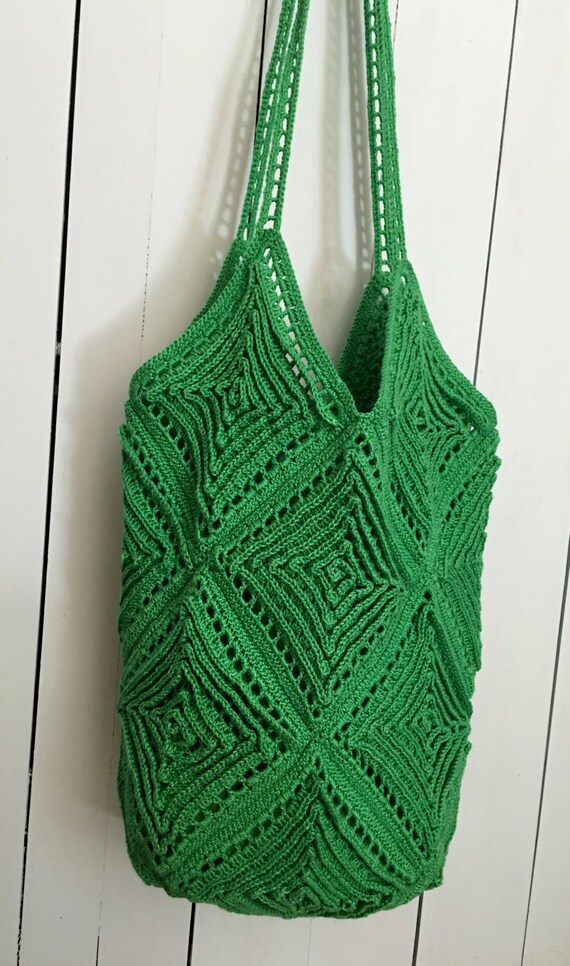 Crochet Tote Bag Pattern Crochet Pattern Tote Bag Bag Pattern