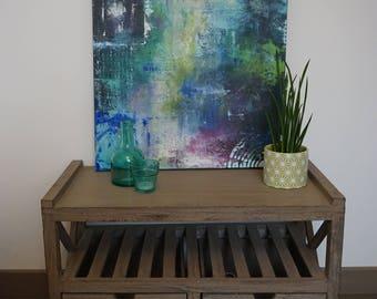 Abstract Modern Art 50x50 Wall art Gallery SABINESART