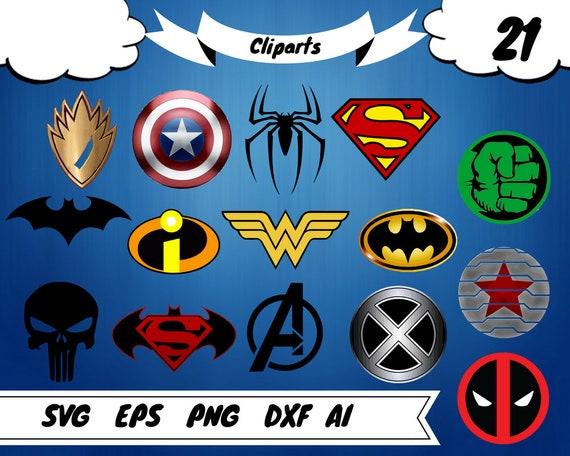 Printable Superhero Logos Akbaeenw