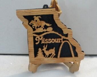 Missouri State Plaque