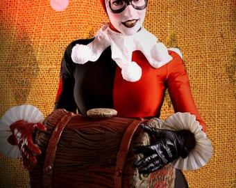 Classic Harley Quinn Cosplay 1