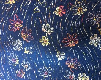 Tana lawn fabric from Liberty if London, Hilandmich