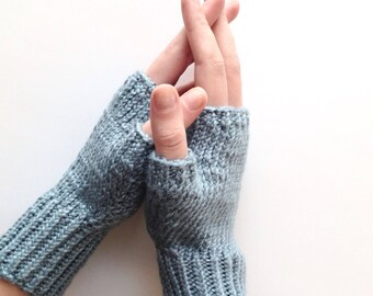 Fingerless Gloves Women, Wrist Warmers, Gifts for Her, Fingerless Mittens, Hand Warmers, Knit Gloves