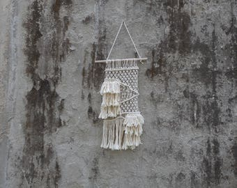 woven tapestry, woven wall hanging, weaving, textile tapestry, macrame wall hanging, woven wall art, handwoven tapestry, boho chic decor