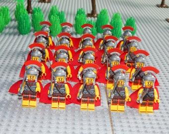 20 miniature figurines Roman legionaries with sword, Romans, new + + + + + + + + + + + + + + + + + + + + + +