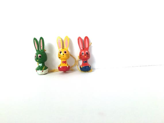 Vintage Easter Ornaments from Germany