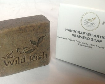 BODY POLISH SOAP. Cellulite Scrub. Raw Organic Cocoa Butter & Coffee . Certified Vegan. No palm oil, artificial colours or scents.
