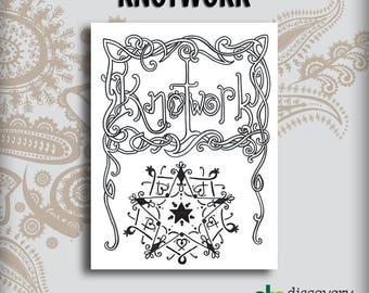 Knotwork Design Book