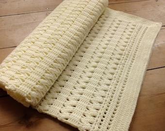 The Zigzag Blanket - Instant Download PDF Crochet Pattern
