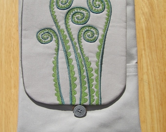Fiddlehead Handbag
