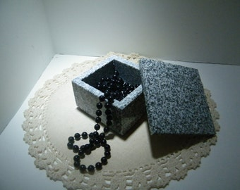 Jewelry Box, Granite Stone Box, Keepsake Box ,Stone Box
