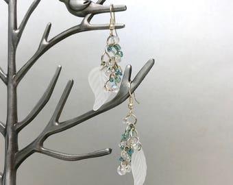 Element Series: Air Earrings