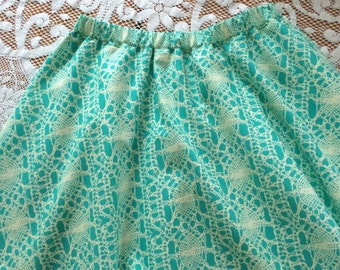 Girls' Skirt Age 5y Amy Butler Fabric
