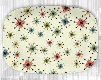 No. 2 Atomic Era platter