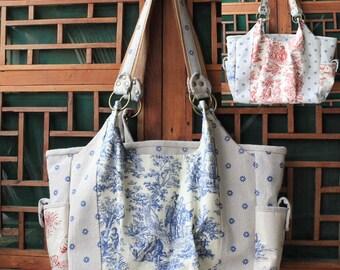 Handmade Large Handbag Shoulder Bag   140505