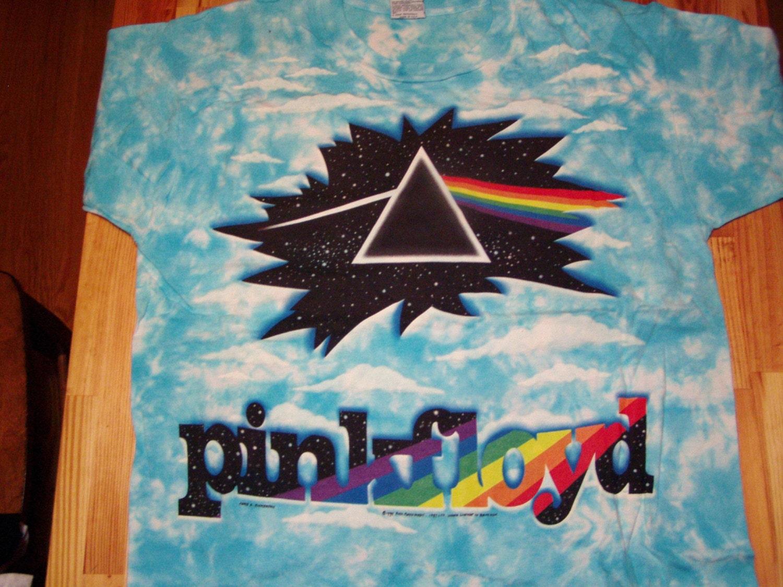 Pink Floyd Division Bell Tour T Shirt 1994 Original Vintage
